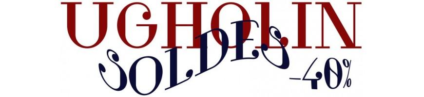 Soldes été 2020 - Mode homme : -40% sur une sélection de vêtements Ugholin